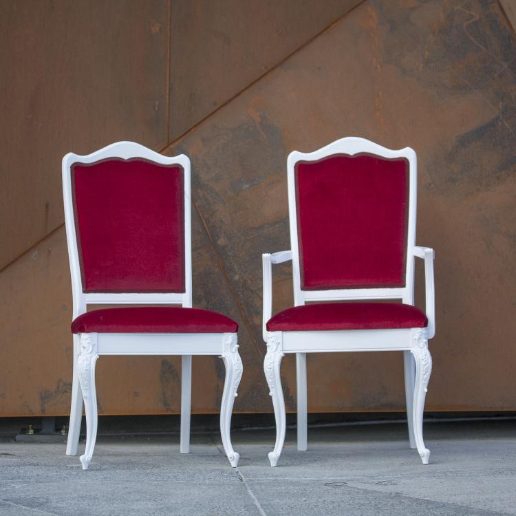 Rococo chairs