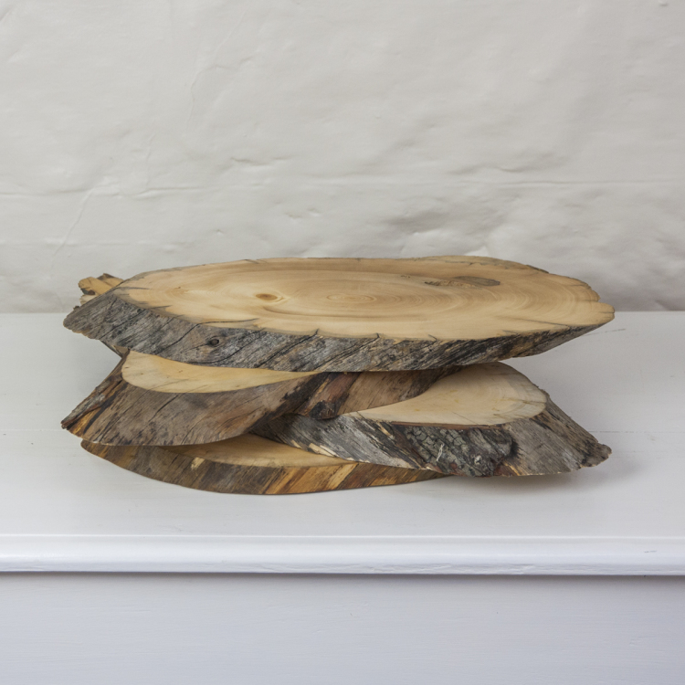 wood slices - Style my day - Wedding and Event - Hire and styling