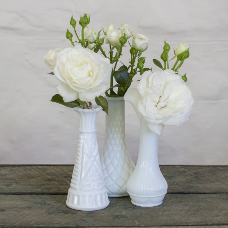 milk glass - Style my day - Wedding and Event - Hire and styling