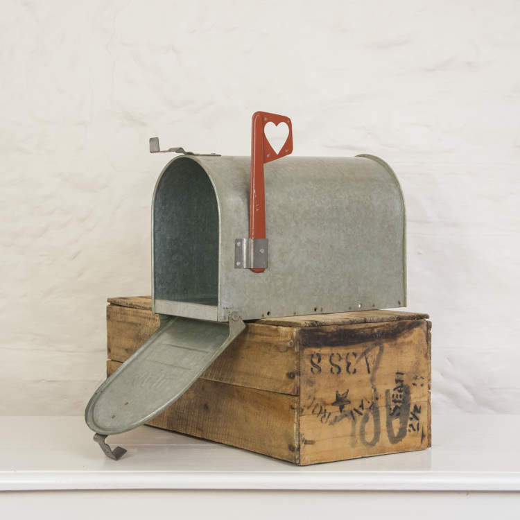 letter box mailbox vintage - Style my day - Wedding and Event - Hire and styling