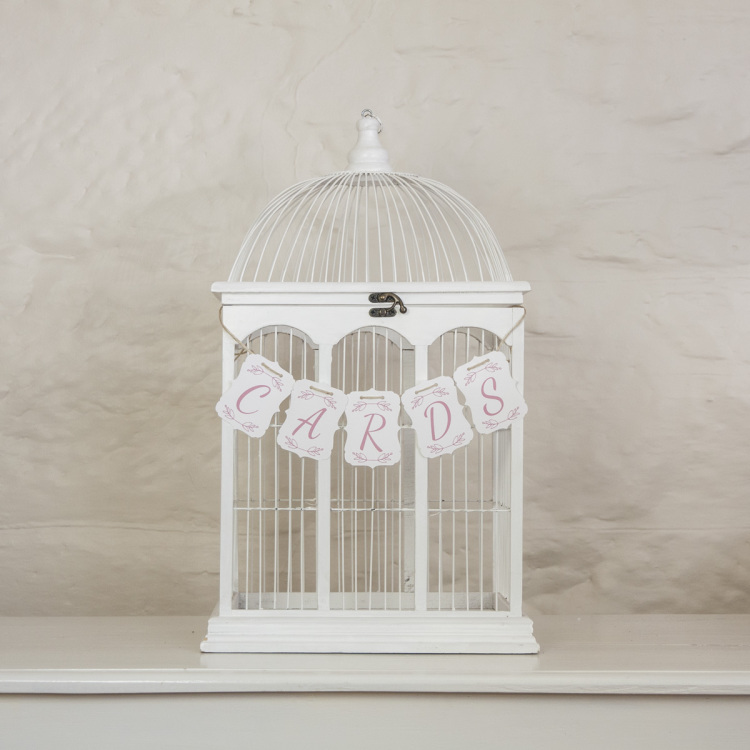 wishing well birdcage hire - Style my day - Wedding and Event - Hire and styling collection