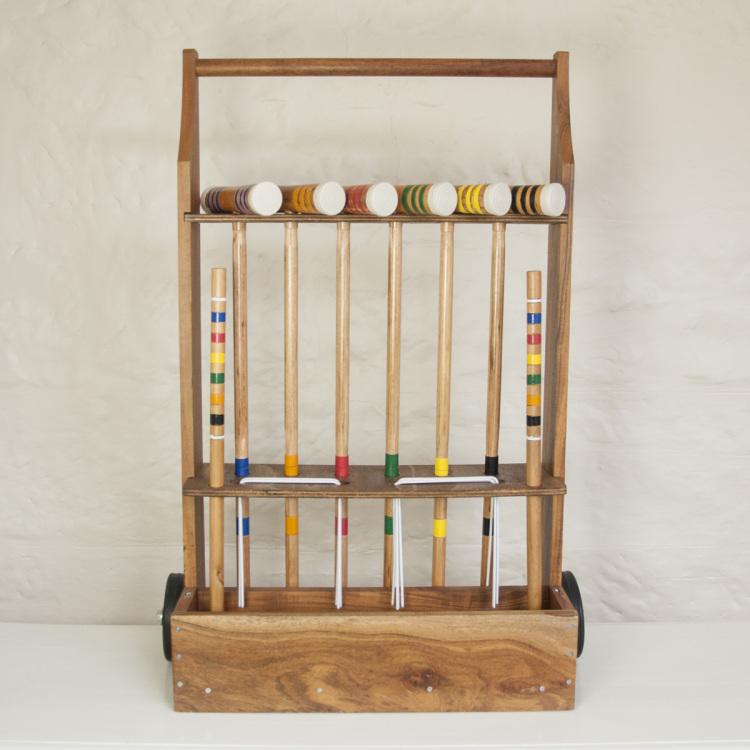 croquet set to hire