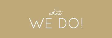 what we do - Style my day - Wedding and Event - Hire and styling Hobart Tasmania