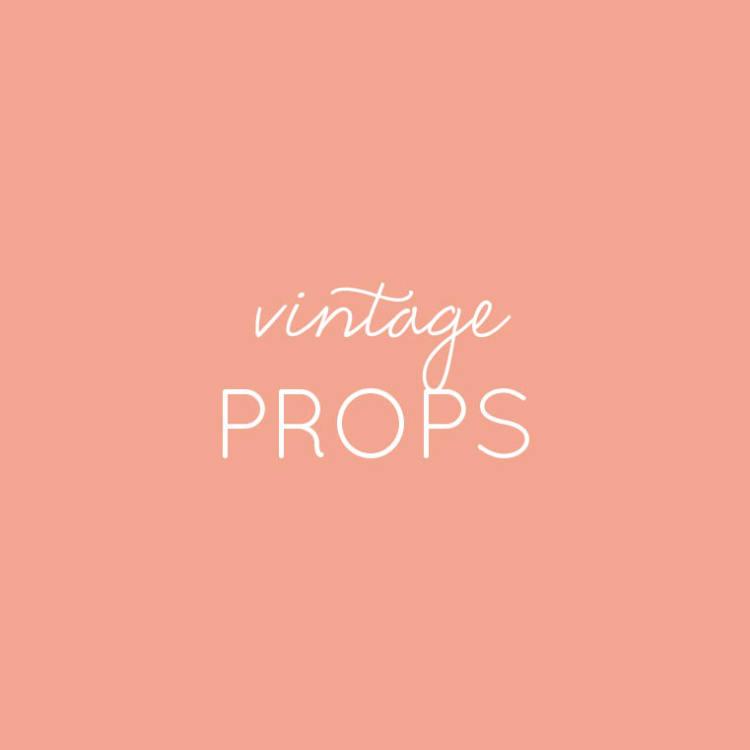 vintage props