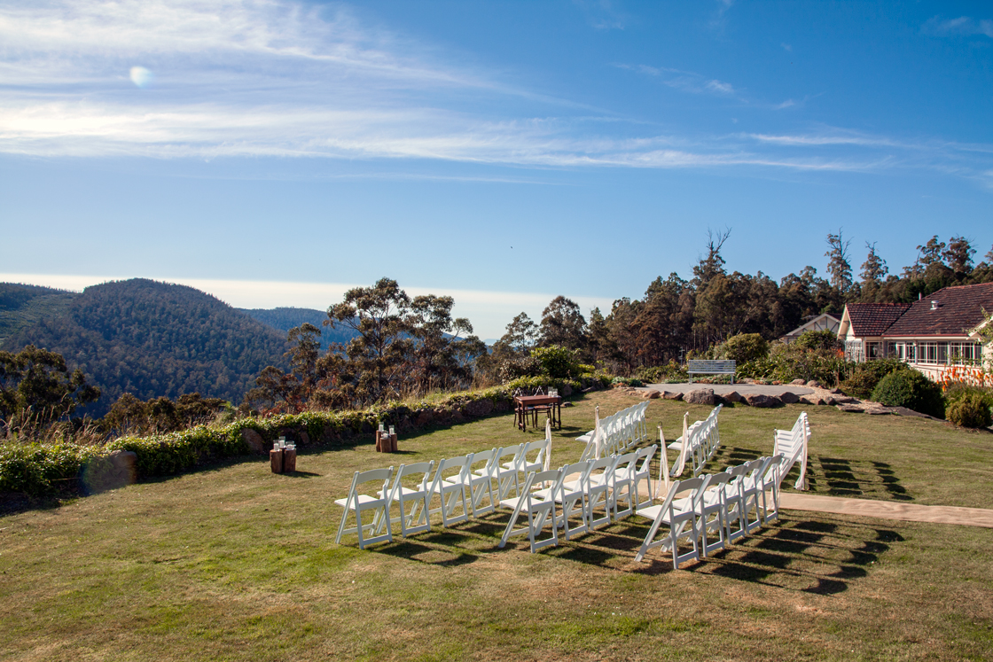 Tarraleah Wedding - Style my day - Tasmanian weddings