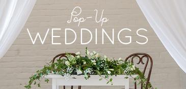 Pop up Weddings Battery Point ceremonies