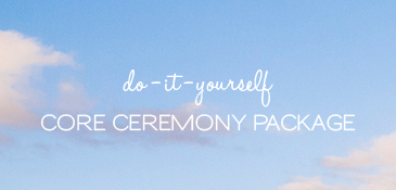 core ceremony packages