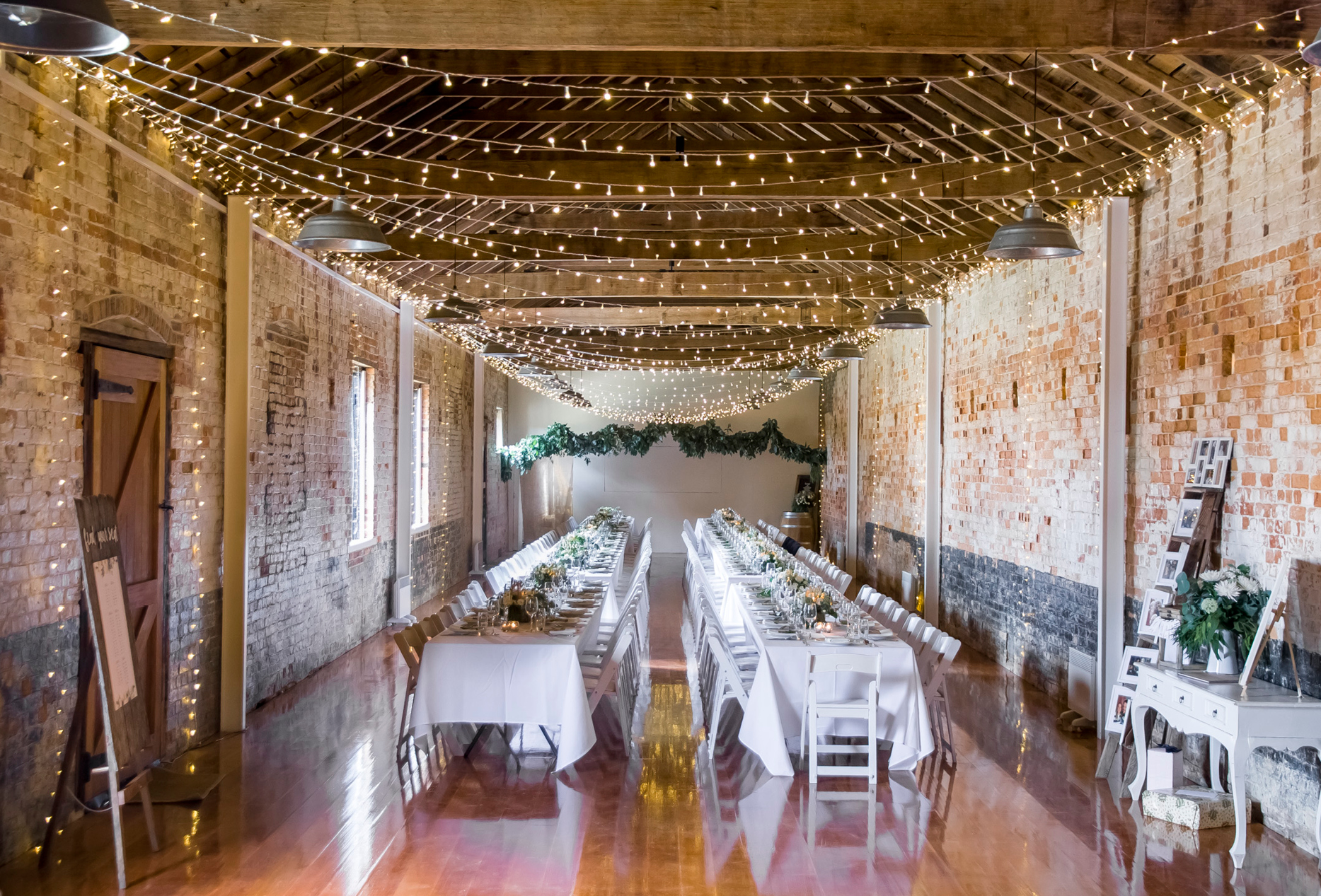 Reception Wedding _Port Arthur _ The Old Farm _ Wedding Styling