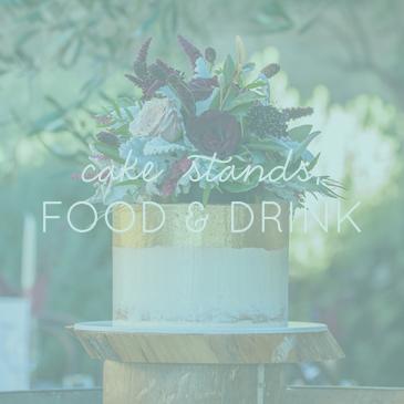cake, food & drink